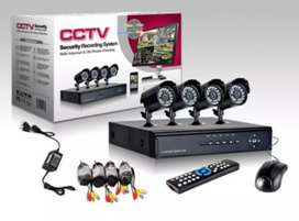 CCTV Direct - 4 Channel cctv camera system - Perfect security cameras