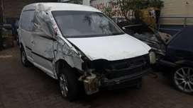 VW caddy 1.6 stripping for spares
