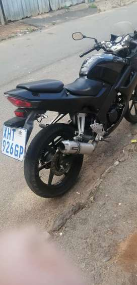 Honda Cbr 125 in good condition with papers, very strong and fast