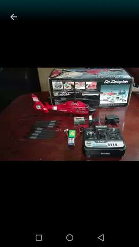 RC Helicopter - ESKY CO-Douphin