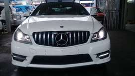 2012 Mercedes Benz C-250 with Automatic Transmission