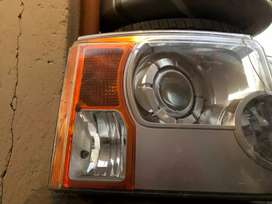 Range rover light