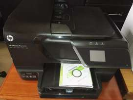 HP Officejet Pro 8600 All-in-One Wireless Color Printer