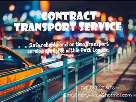 Contract Transport Service