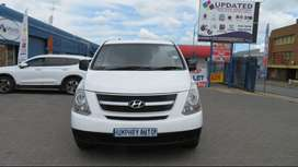 2013  Hyundai H1 2.4 PANEL VAN