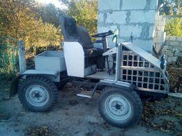 Мини трактор Т-150 (самодельный)