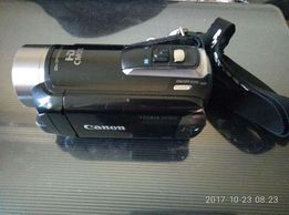 Продаётся видеокамера Canon Legria HF R16 Black SD 8Gb