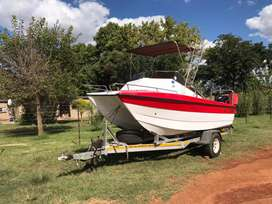 Coast cat boat for sale