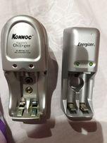 Зарядное устройство Energizer CH2PC-EU и Konnoc