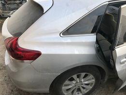 четверть кузова на тоета венза Toyota Venza разборка
