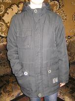 продам куртку- парка мужская