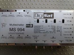 Przełącznik DiSEqC 2.0, DigiSat MS 994, 8 x sat, 1 x ter., 4 x wyjścia