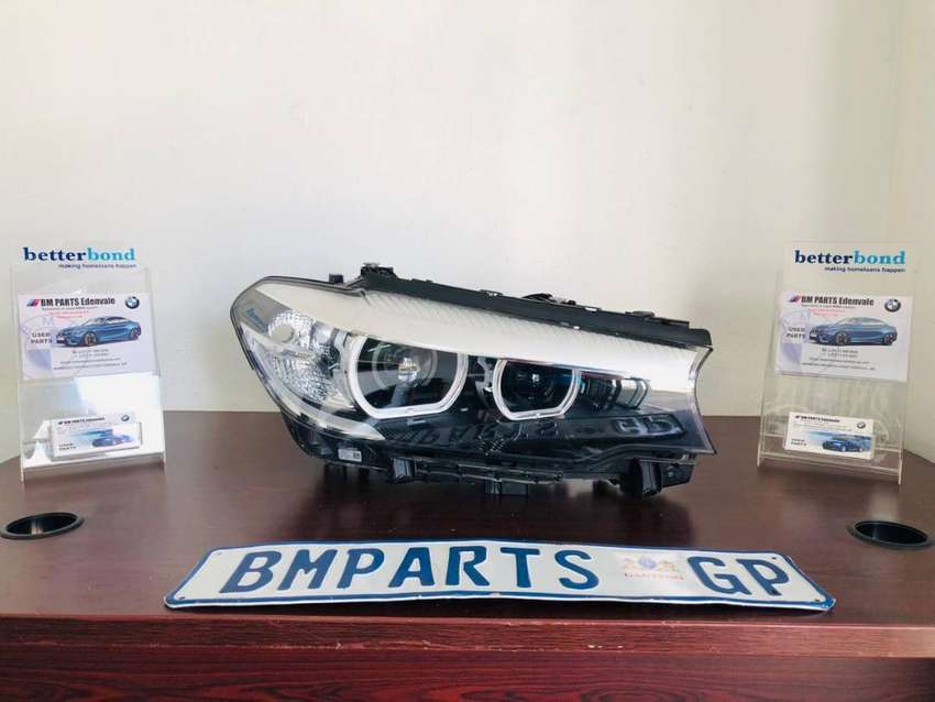 G30 Bmw 5 series LED Headlight Right for sale 0
