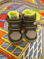 Zielone buciki chłopięce r.20