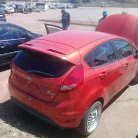 Ford  fiesta S stripping for parts at sheeraz auto spares