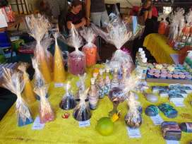 Candle making home business FOR SALE