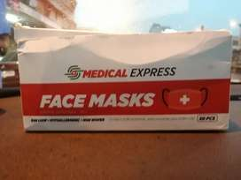 SURGICAL 3PLY FACE MASKS