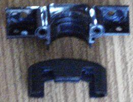 пластмассовый держатель кабеля подключения плит Электра-1002 и 1001