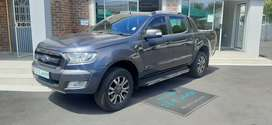 Ford Ranger 3.2 Wildtrack is a sort after Double