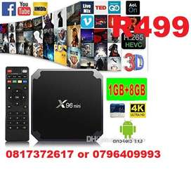MXQ Pro 4K tv box  MXQ Pro 4K Android TV Box - As with most Android TV