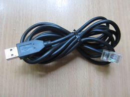 Кабель RJ-45 на USB (2 метра)