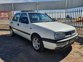 1996 Vw Golf 3 GSX 1.8 Fuel injection for sale