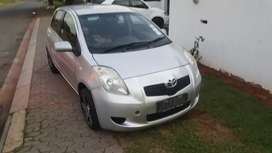 2009 Toyota Yaris with aircon bargain buy