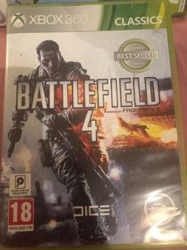 Battlefield 4 for Xbox 360