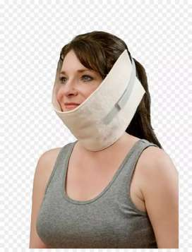 Facial heat/cold pack