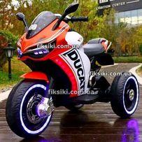 Детский мотоцикл электромобиль M 4053 L-3 Ducati, Дитячий електромобiл