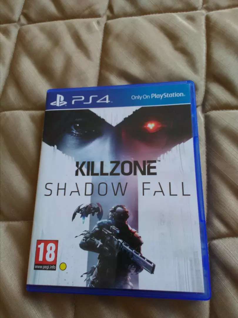 Killzone shadow fall ps4 game for sale 0