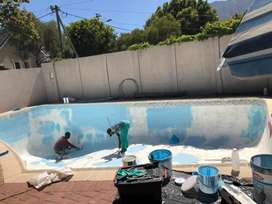 swimming pool renovations and installation