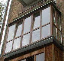 Увеличим балкон. Балконы с выносом по полу, расширение по подоконнику