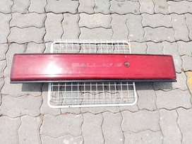 88-91 Honda ballade SH4 Garnish Assembly REAR PANEL