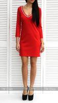 Платье красивое, хороший материал 40-42