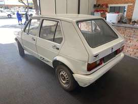 Vw Golf 1  1.3  Chico Stripping For Spares