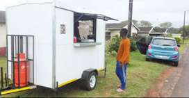 Mobile Grill Kitchen