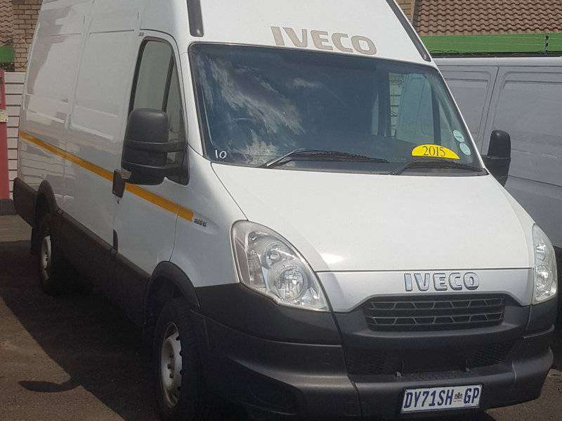 2015 Iveco Daily 35S15V12 F/C P/V for sale- 0