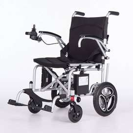 Electric / Motorised Wheelchair for Sale - Endura TravelAir 17inch / 4