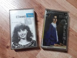 Eleni , 2 kasety magnetofonowe