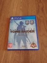 Rise of the Tomb Raider PS4 PL Zamiana