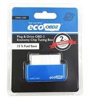 NOWY interfejs diagnostyczny ECO OBD2 Diesel Tuning Chip spalanie