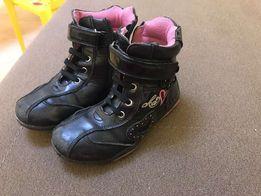 Демо ботинки Шалунишка кожа