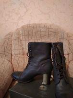 Ботинки женские Promod натуральная кожа