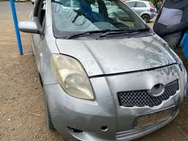 TOYOTA YARIS AVAILABLE AS A REBUILD OR AVAILABLE FOR STRIPPING