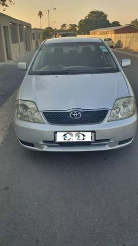 Toyota corolla 16i good condition