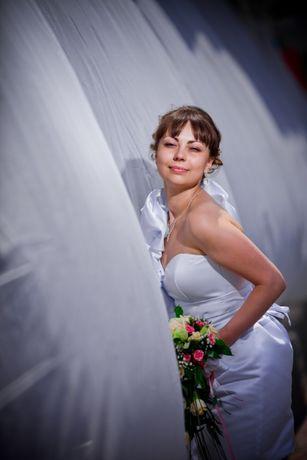 Свадебное платье короткое разм 42-46 Харьков - изображение 5