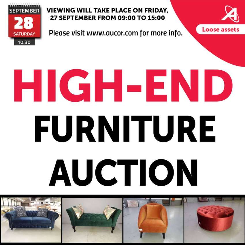 High-End Furniture Auction 0