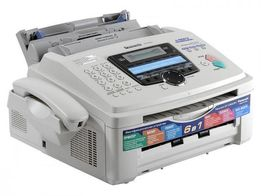 Факс, МФУ 6в1 Panasonic KX-FLM663RU White