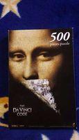 Puzzle The DaVinci Code, 500 elementów !!!